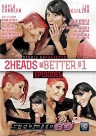 2 Heads Are Better Than 1: Episode 5 Porn Movie