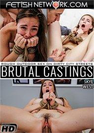 Brutal Castings: Skye West Porn Video