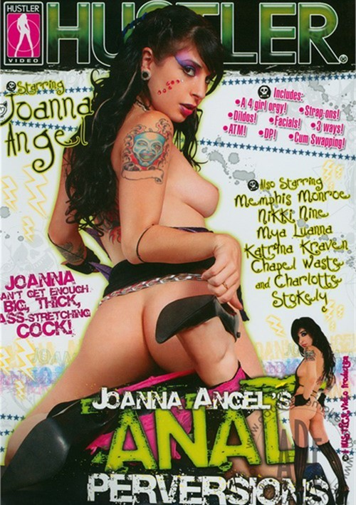 Joanna Angel's Anal Perversions James Deen Alt Girls Chapel Waste