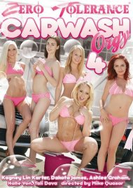 Carwash Orgy 4 Porn Movie