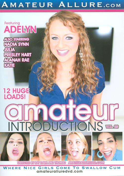 Amateur Introductions Vol. 20