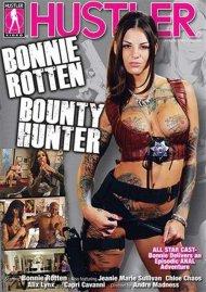 Bonnie Rotten Bounty Hunter DVD Image from Hustler.