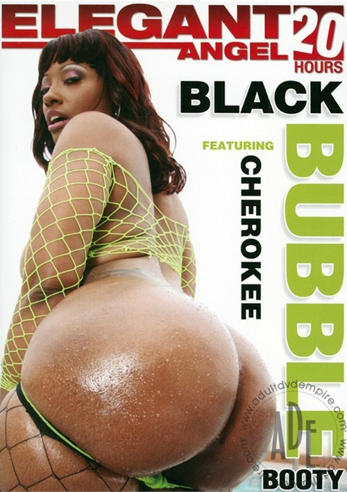 Black Bubble Booty image