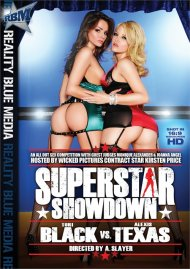 Superstar Showdown: Tori Black Vs. Alexis Texas Porn Movie