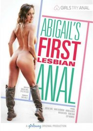 Abigails First Lesbian Anal Porn Movie