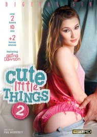 Cute Little Things 2 DVD Image from Digital Sin.