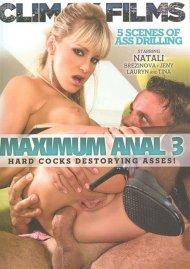 Maximum Anal 3 Porn Movie