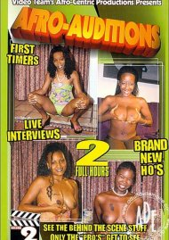 Afro-Auditions 2 Porn Video