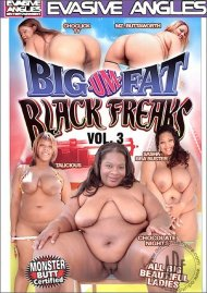 Big-Um-Fat Black Freaks 3 Porn Movie