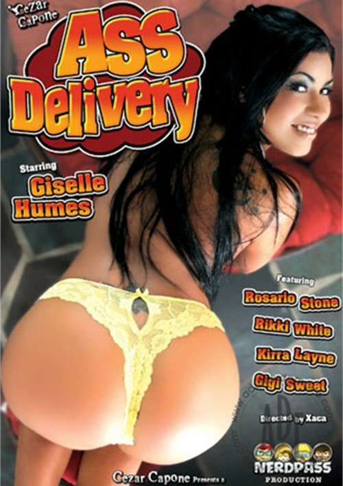 Ass Delivery Big Butt Cezar Capone Ricki White