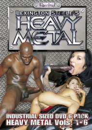 Lexington Steeles Heavy Metal 6-Pack Porn Movie