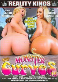 Monster Curves Vol. 15 Porn Video