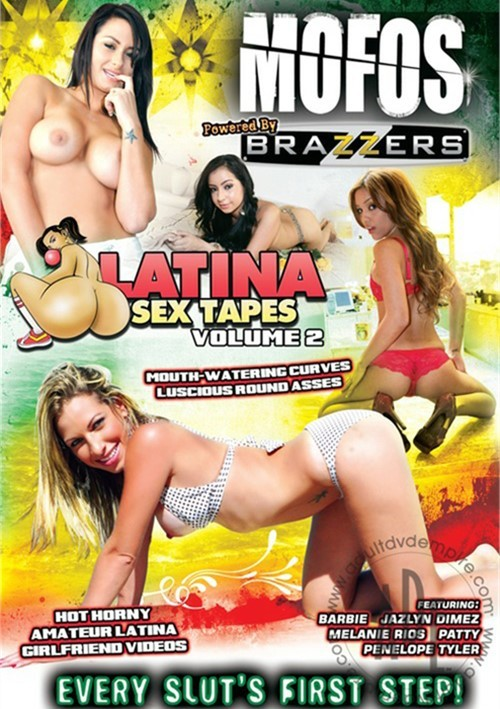 Latina Sex Tapes Vol. 2