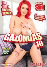 Gazongas 10 Porn Movie