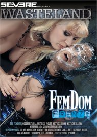 Femdom Frenzy HD porn video from Severe Sex presents Wasteland.