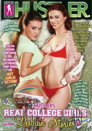 Real College Girls: Lesbian Stories Porn Movie
