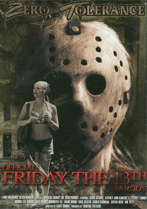 Zero Tolerance Ent. Presents Official Friday The 13th Parody Movie