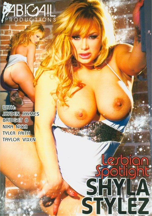 Lesbian Spotlight: Shyla Stylez
