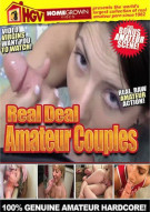 Real Deal Amateur Couples Porn Video