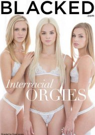 Interracial Orgies DVD Image from Blacked.