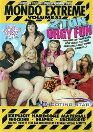 Mondo Extreme 83: 2 Ton Orgy Fun Porn Movie