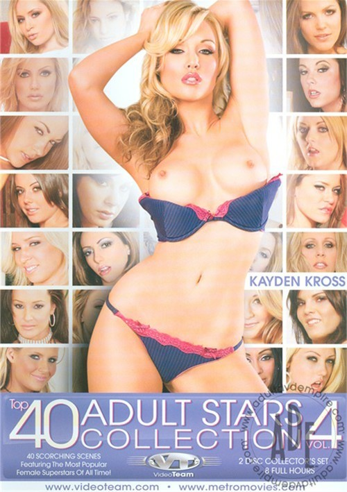 Top 40 Adult Stars Collection Vol. 4