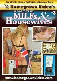 Amateur MILFs & Housewives #3 Porn Movie