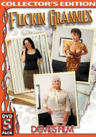 Fuckin Grannies 5 Pack Porn Movie