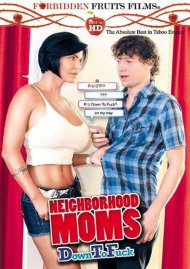 Neighborhood Moms Down To Fuck HD Porn Video Image from Forbidden Fruits Films.