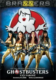 Ghostbusters XXX Parody DVD porn movie from Brazzers.