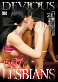 24/7 Lesbians Porn Movie