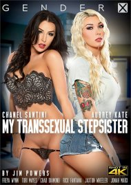 My Transsexual Stepsister DVD porn movie from Gender X.
