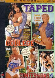 Taped College Confessions 4 Porn Movie