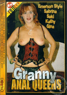 Granny Anal Queens Porn Movie