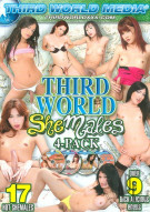 Third World Shemales 4-Pack Porn Movie