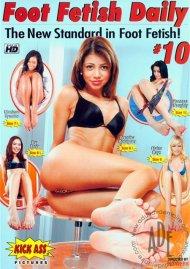 Foot Fetish Daily Vol. 10 Porn Video