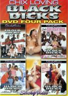 Chix Loving Black Dicks 4 Pack Porn Movie