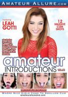 Amateur Introductions Vol. 22 Porn Video