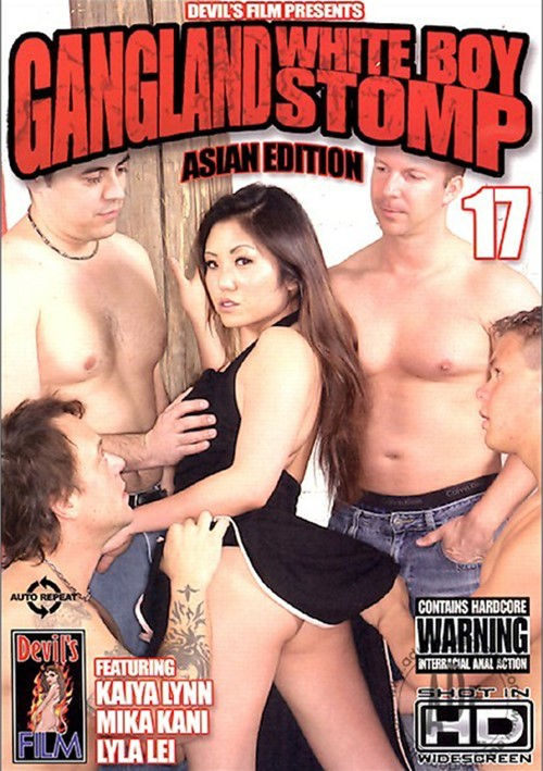 Gangland White Boy Stomp 17 Gangbang All Sex Devil's Film
