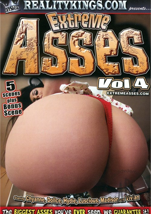 Extreme Asses Vol. 4