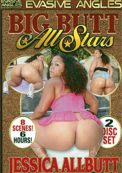 Big Butt All Stars: Jessica Allbutt Big Butt 2007 Compilation