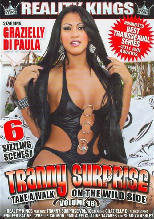 Tranny Surprise Vol. 18 Paola Felix Fetish Grazielle