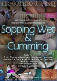 Femorg: Sopping Wet & Cumming Porn Video