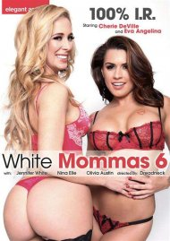 White Mommas Vol. 6 DVD Image from Elegant Angel.