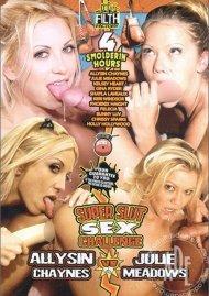 Super Slut Sex Challenge: Allysin Chaynes vs. Julie Meadows Porn Movie