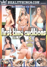 First Time Auditions Vol. 2 Porn Movie