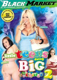 Little Teens Doing Big Things 2 Porn Movie