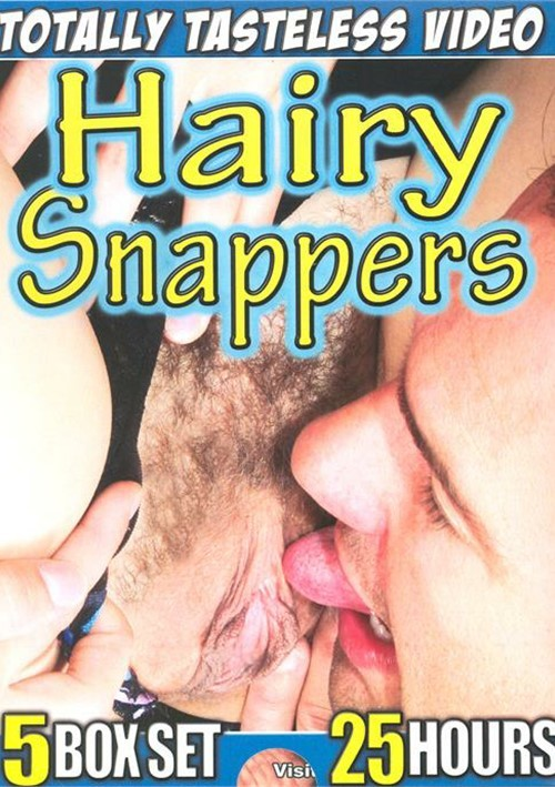 Hairy Snappers 5-Pack Boxed Sets 2015 Compilation