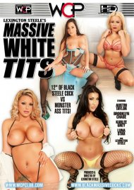 Lexington Steele's Massive White Tits DVD porn movie from West Coast Productions.