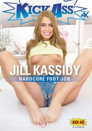 Jill Kassidy Hardcore Foot Job HD porn video from Kick Ass.
